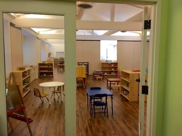 Montessori preschool Novato Ca